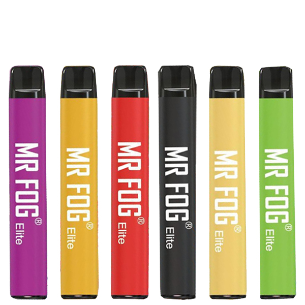 Mr Fog Elite 2ml Disposable Pod Device