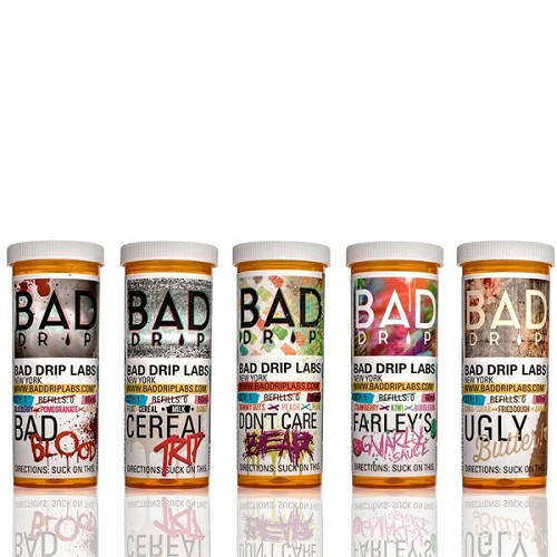 Bad Drip E-liquid - 60ml
