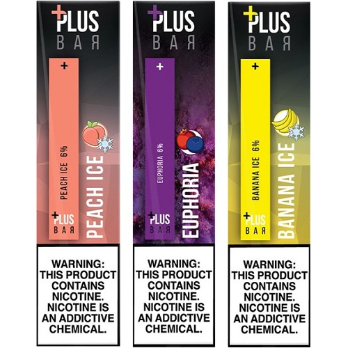 Plus Bar 1.3ml Disposable Pod Device